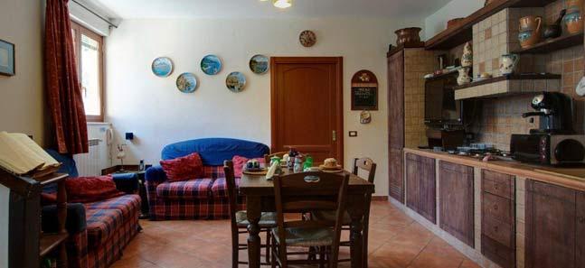 La Nave B&B - Napoli - camerca con cucina